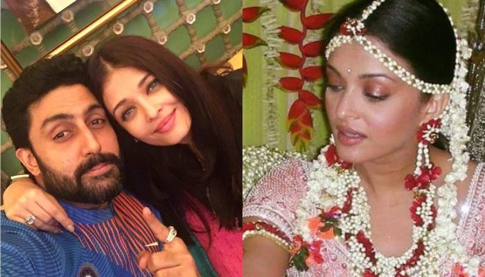 Unseen Picture Of Aishwarya Rai Bachchan From Her Mehendi Ceremony Is Goals For Every Bride-To-Be