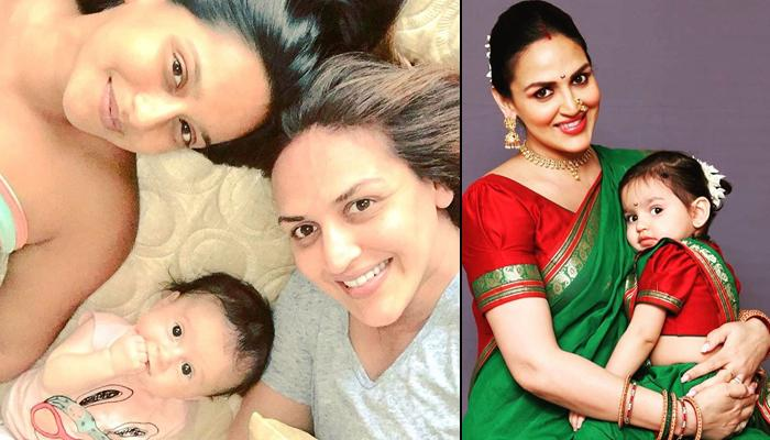 Esha Deol, BFF Shilarna Vaze And Their 'Rainbows' Radhya-Zanu Give Summer Vibes In Throwback Picture