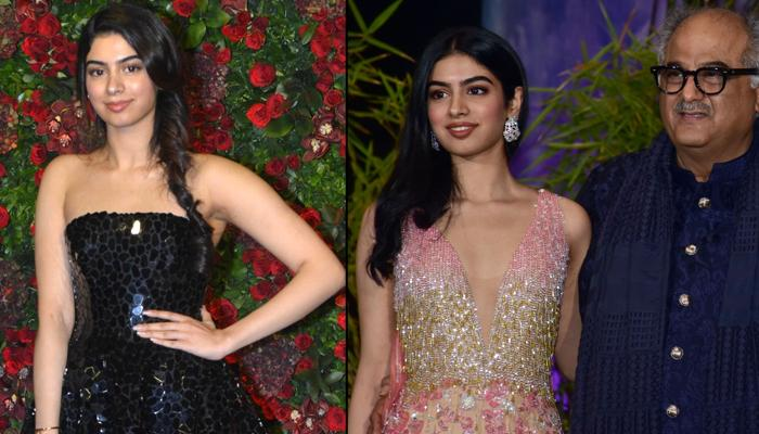 Khushi Kapoor Recalls When Overprotective Boney Kapoor Had Sent A Text To Her Friend To Check On Her