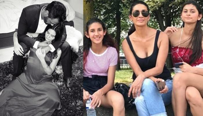 Arjun Rampal's Ex-Wife, Mehr Jesia And Kids, Mahikaa And Myra's Reaction On GF Gabriella's Pregnancy