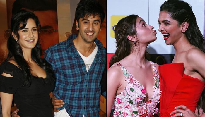 Katrina Kaif On Rapport With Ex Ranbir Kapoor, Alia Bhatt, Deepika Padukone: No Point Holding Grudge