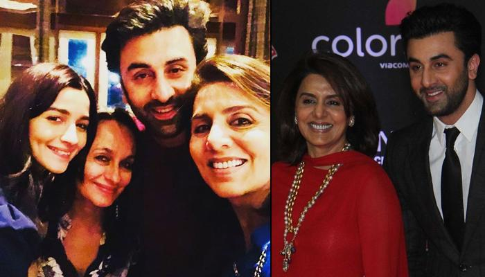 Neetu Kapoor Had Asked Ranbir Kapoor To Move In With Alia Bhatt? Isn't She The Best Soon-To-Be-MIL?