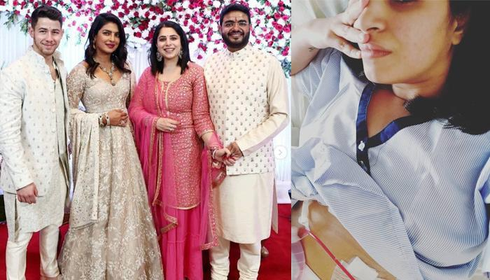 Priyanka Chopra's Soon-To-Be Sis-In-Law, Ishita Kumar Recovering From Painful Surgery Before Wedding
