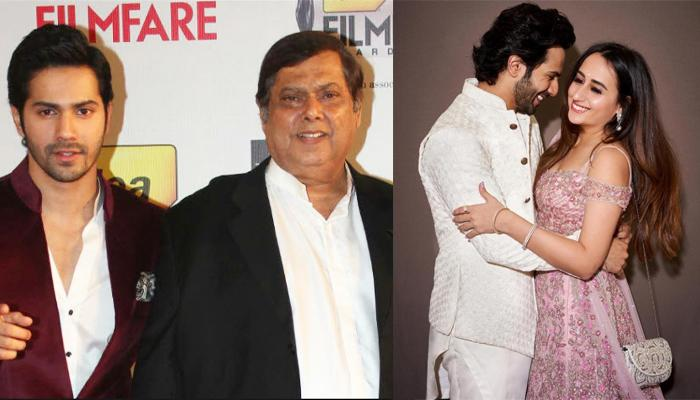 Varun Dhawan's Father, David Dhawan Reveals When His Son Is Getting Married To Natasha Dalal