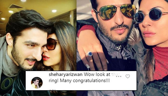 Sushmita Sen And Rohman Shawl Are Officially Engaged? She Flaunts A Royal Sapphire Ring
