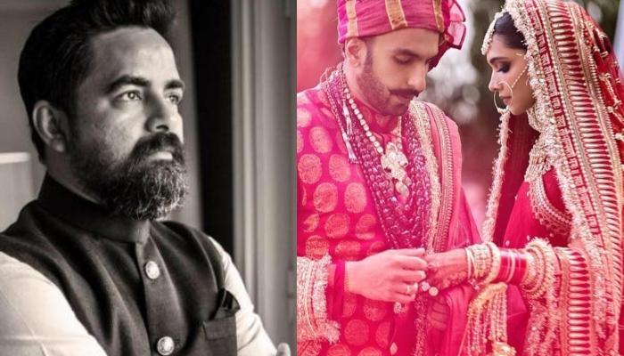 Sabyasachi Mukherjee Spills The Beans About Deepika Padukone And Ranveer Singh's Grand Wedding