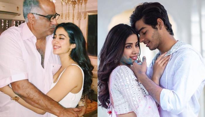 Janhvi Kapoor Reveals Daddy, Boney Kapoor's First Impression On Rumoured Boyfriend, Ishaan Khatter