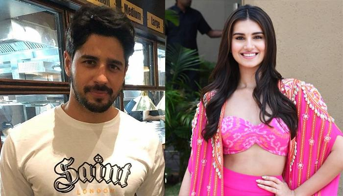 Tara Sutaria On Her Relationship With Sidharth Malhotra, Says Their Chemistry Is 'Fireworks'