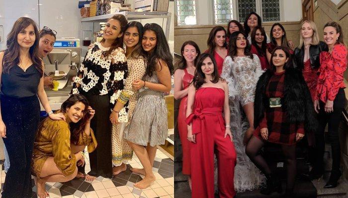 Isha Ambani Piramal Makes Homemade Ice-Cream For Sis-In-Law, Radhika Merchant And Chopra Sisters