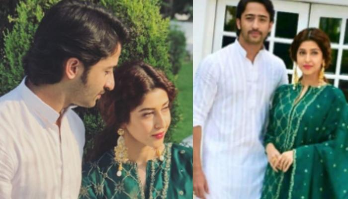 Shaheer Sheikh And Sonarika Bhadoria Turning 'Shayar' For Each Other Makes Us Wonder What's Brewing?