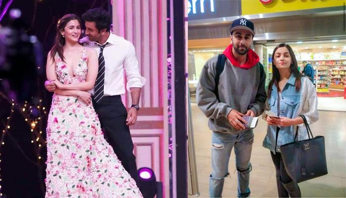 Alia Bhatt Says Ranbir Kapoor Is An Amazing Soul, With Him There's A Deep Sense Of Comfort