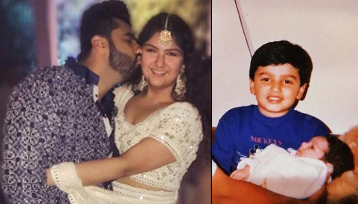 Anshula Kapoor Shares An Unseen Childhood Picture With Bro Arjun Kapoor, 'Who Always Has Her Back'