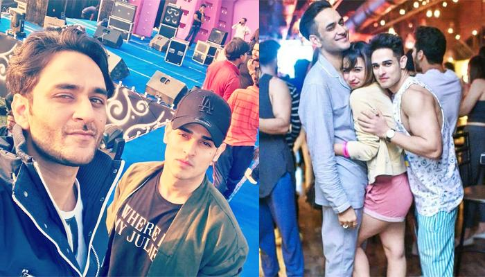 Priyank's GF, Benafsha Says 'He Doesn't Hit Unless Provoked' After His Ugly Fight With Vikas Gupta