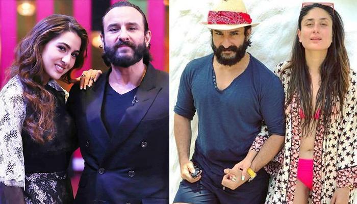 Sara Ali Khan Is Thankful To Stepmom, Kareena Kapoor Khan For Keeping Abba, Saif Ali Khan Happy