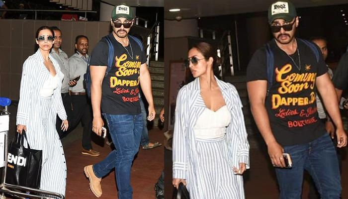 Arjun Kapoor Likes His Own Picture With Malaika Arora For The First Time Amidst Wedding Reports
