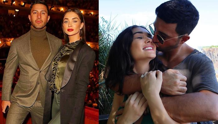 Amy Jackson Is Pregnant With Her First Child, Posts Picture Of Baby Bump With BF, George Panayiotou