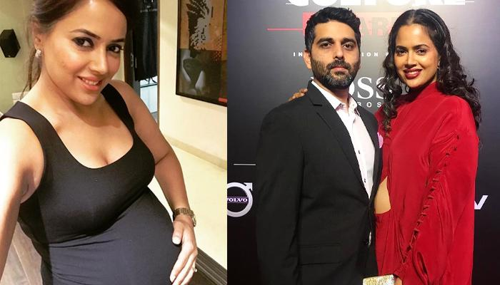 Sameera Reddy Shamed For Flaunting Her Baby Bump, She Shuns Trolls With A Fearless Reply