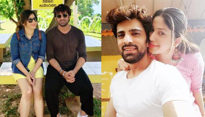 Mohit Malik And His Wife Addite Malik Have An Emotional Reason To Celebrate April Fool's Day