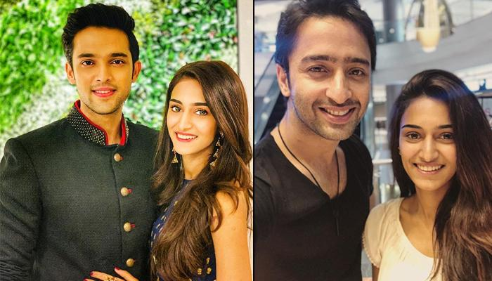 Erica Fernandes Asked To Pick Between Alleged BF Parth Samthaan And Former Link-Up Shaheer Sheikh