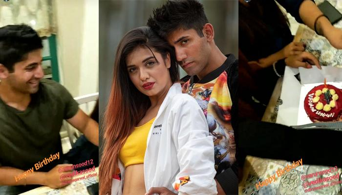 Divya Agarwal Wishes BF, Varun Sood With A Romantic Birthday Message, Pics From The Bash Inside