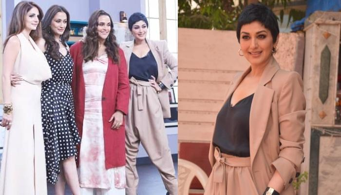 Sonali Bendre Is Back In Action, Makes A Comeback On Television After Being Diagnosed With Cancer