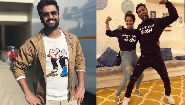 Vicky Kaushal Reveals His Relationship Status Amidst Breakup Rumours With Girlfriend, Harleen Sethi