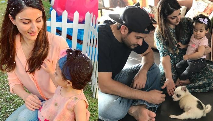 Soha Ali Khan Thinks Her Daughter, Inaaya Naumi Kemmu Will Be Lot Like Father, Kunal Kemmu