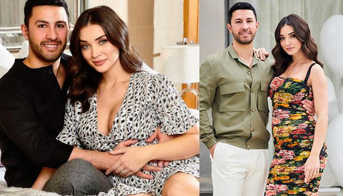 Amy Jackson's Pregnancy With Fiance George Was Unplanned