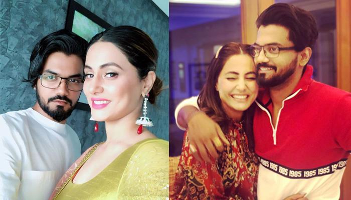 Hina Khan Is Missing Rocky Jaiswal Amidst Her Maldives Holiday With Family, Expresses It Beautifully