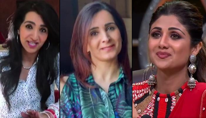 Shilpa Shetty Kundra's Sisters-In-Law Leave Her Teary Eyed When They Reveal How Proud They're Of Her