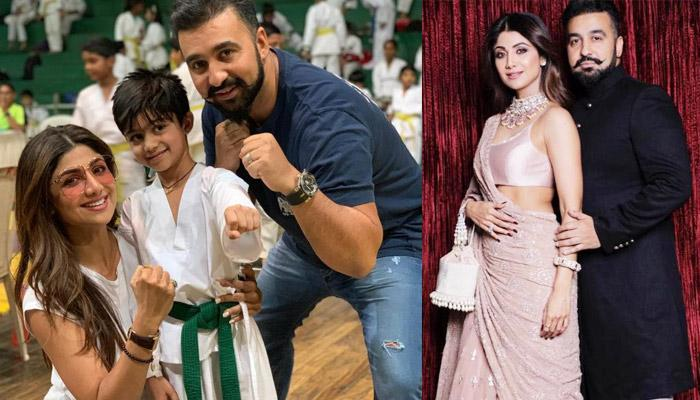 Shilpa Shetty Is Proud Of Hubby Raj As He Works Hard In Gym To Give Her Christmas Gift [VIDEO]