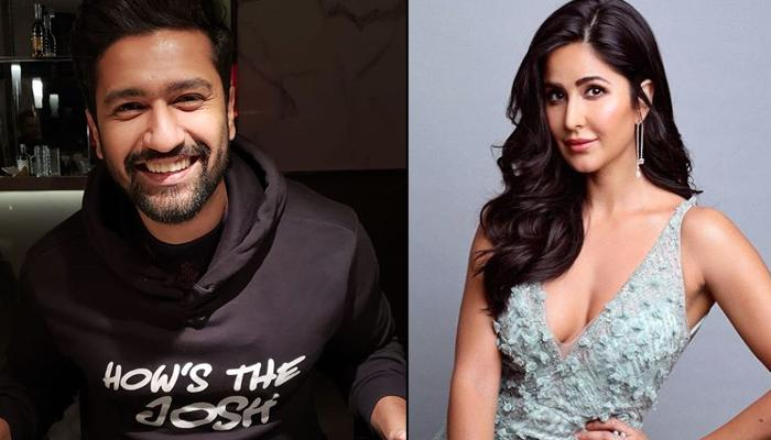 Vicky Kaushal And Katrina Kaif Are Now More Than 'Just Friends' After His Breakup With Harleen Sethi