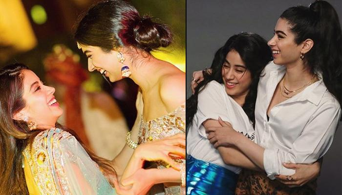 Janhvi Kapoor Reveals One Thing She Fights About With Khushi Kapoor, Every Sister Can Relate With It