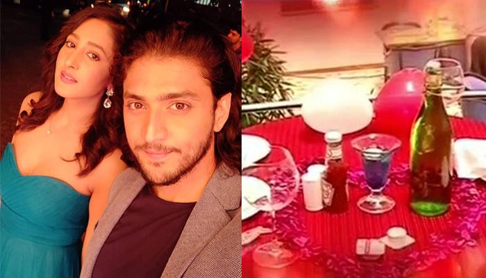 Kinshuk Vaidya Of 'Karn Sangini' Gets A Romantic Birthday Surprise From Girlfriend, Shivya Pathania