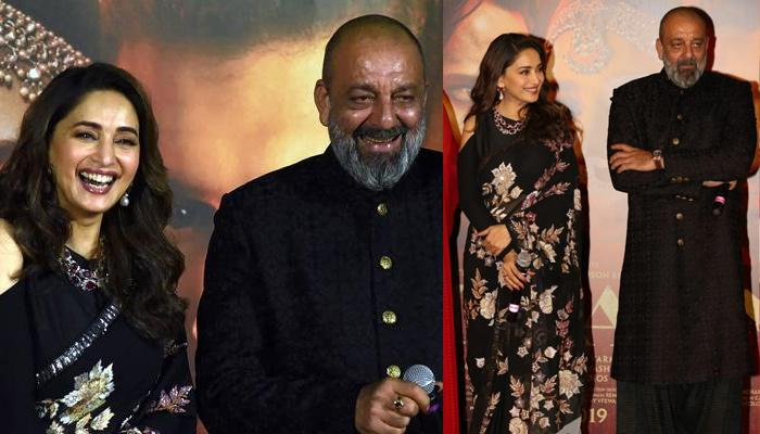 Sanjay Dutt Feels 'A Lot Has Gone Past, People Have Matured' On Working With Madhuri Dixit In Kalank