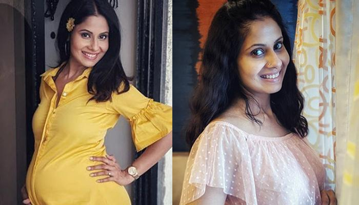 Chhavi Mittal Has The Perfect Answer To Those Who Ask Her To Compromise On Dressing Due To Pregnancy