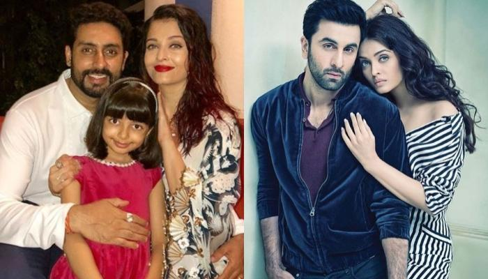 Throwback: Aishwarya Rai Recalls When Aaradhya Mistook Ranbir Kapoor To Be Father, Abhishek Bachchan
