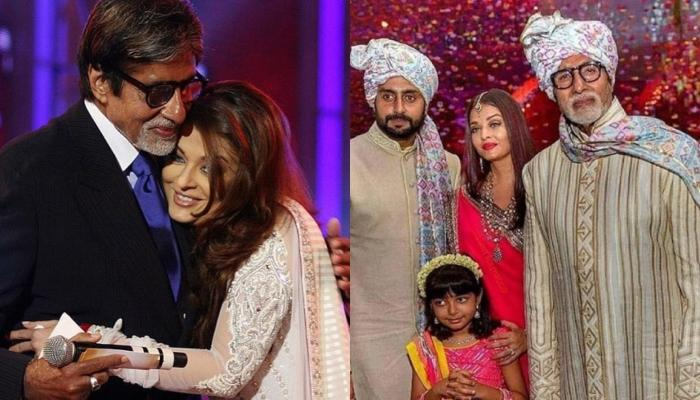Amitabh Bachchan Reveals How Dynamics And Roles Changed After Aishwarya Rai Came Into Their Family
