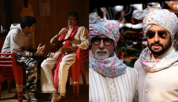 Amitabh Bachchan Calls Abhishek Bachchan His Dearest Friend For A Funny Reason, Check Inside