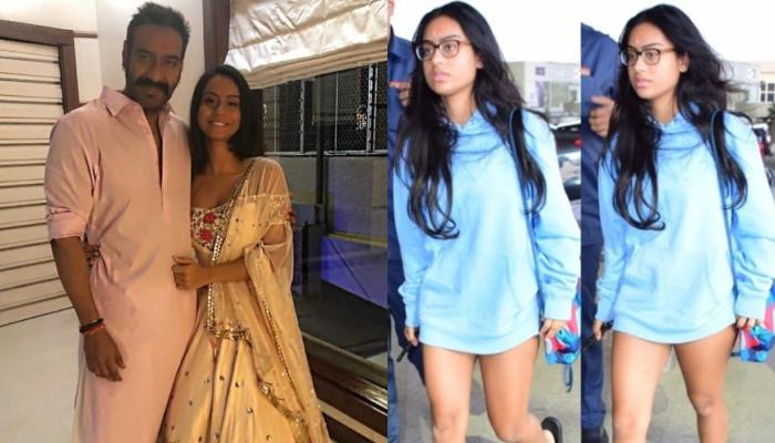 Ajay Devgn Lashes Out At Haters Who Trolled Daughter Nysa For One Of Her Airport Looks