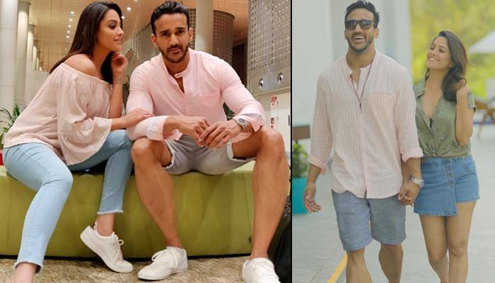 Rohit Reddy Calling Wife Anita Hassanandani 'Bread Earner' Of The House Makes Him Best Husband EVER!