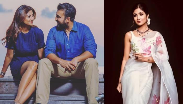 Shilpa Shetty's Husband Raj Kundra Gives Out Husband Goals As He Posts A Romantic Comment