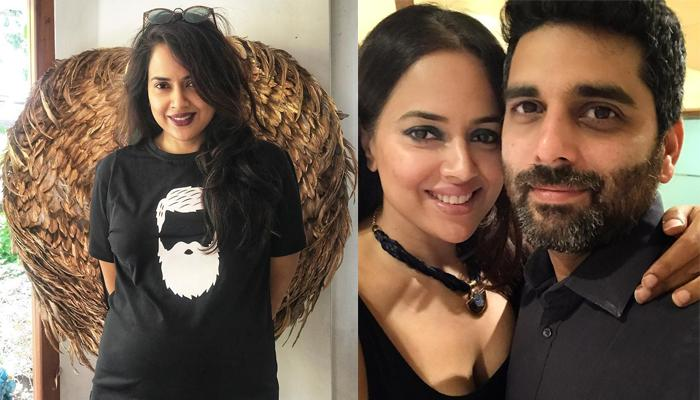 6 Months Pregnant, Sameera Reddy Twinning With Her Mother-In-Law Is