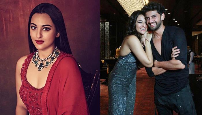 Sonakshi Sinha On Her Relationship With Zaheer Iqbal, Says I'm Waiting For My Prince Charming