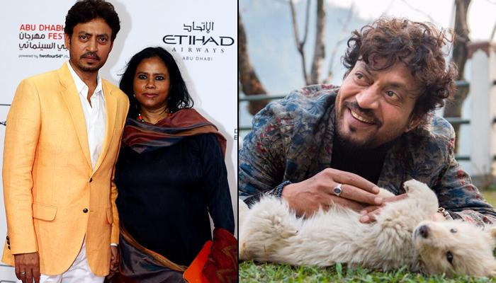Irrfan Khan's Wife, Sutapa Sikdar Pens Down A 'Tumour Recovery' Post For Her 'Warrior' Husband