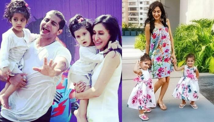 Karanvir Bohra's Two-Year-Old Daughter, Bella Speaks Better Hindi, Mommy Teejay Shares A Cute Video