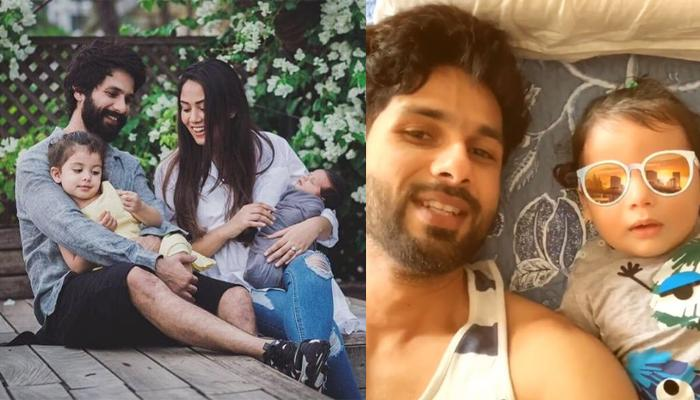 Shahid And Mira's Baby  Boy, Zain Kapoor Is The Most Dapper Celeb Baby, And This Video Is A Proof