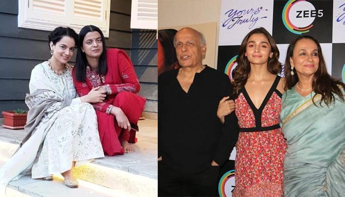 Mahesh Bhatt Calls Kangana Ranaut 'Bachchi' After Sister, Rangoli Said He Threw 'Chappal' At Kangana