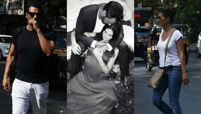 Arjun Rampal And Ex-Wife, Mehr Jesia Begin Monetary Settlement Soon After Gabriella's Pregnancy?