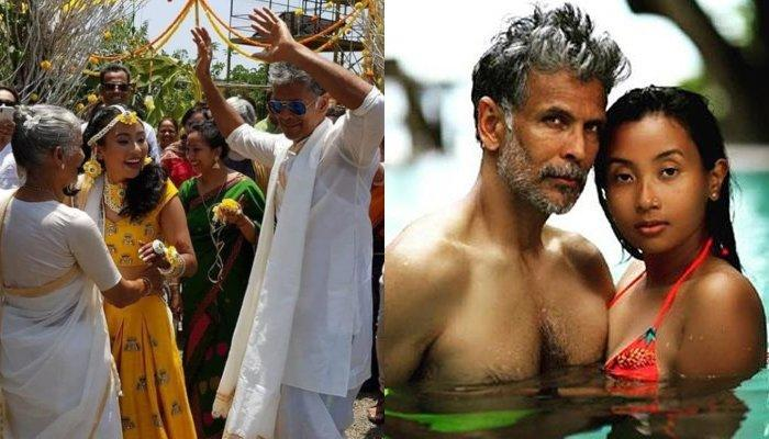 Milind Soman Reveals His Mother-in-Law Is Younger Than Him, Shares Parents' View On Their Marriage